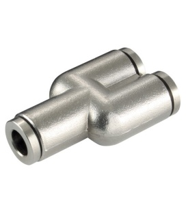 EMPALME 6MM TRIPLE METAL
