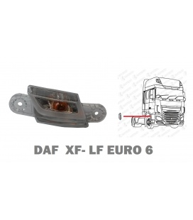 INTERMITENTE DAF EURO6 XF 106