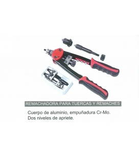 REMACHADORA TORNILLOS-REMACHES