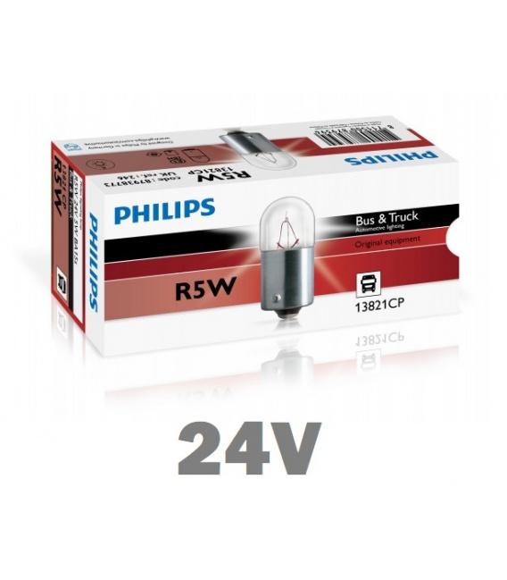 LAMPARAS PHILIPS 24V 5W