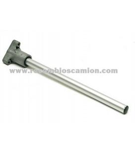 Soporte tubo aluminio guardabarros volvo fh12