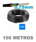 CABLE 2x1 Cable de 0,75mm