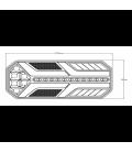 PILOTO LED EFECTO NEON 12-24V