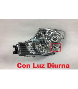 FARO ACTROS MP4 MANUAL CON DIURNA