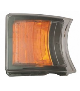 INTERMITENTE SCANIA NEGRO LEDS