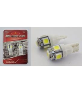 LAMPARAS(2)LEDS-12V