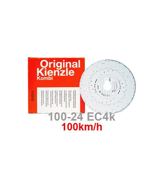 DISCOS TACOGRAFO 100-24/EC-4K
