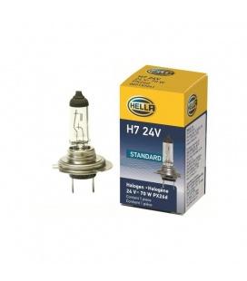 LAMPARA H7 HELLA 24V