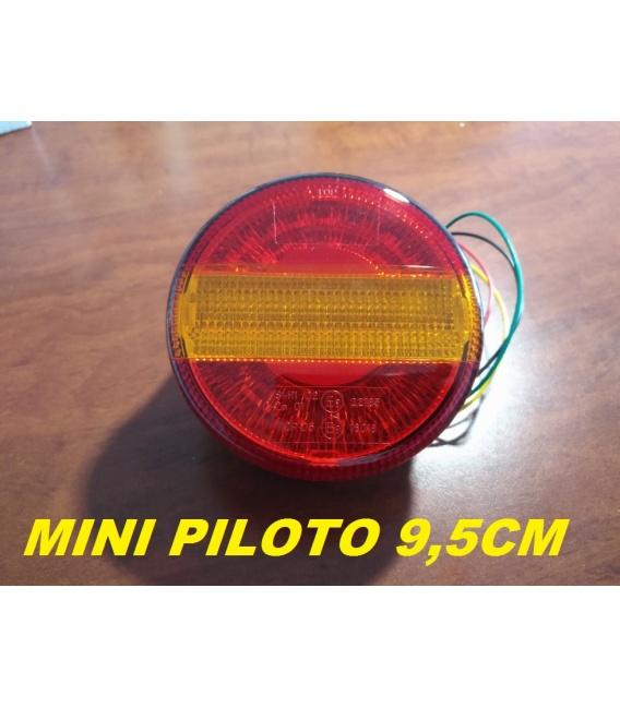 PILOTO MINI 9,5CM 3 FUNCIONES