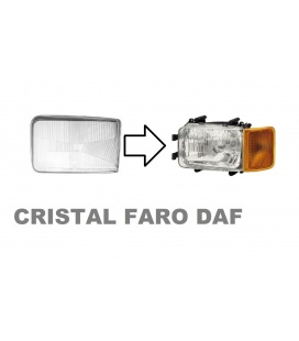 CRISTAL FARO DAF XF95 VERSION 1