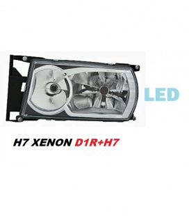 FARO SCANIA LED-XENON D2R+H7