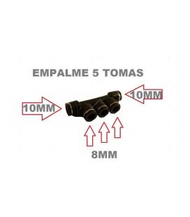 EMPALME DE AIRE 10MM X 8MM