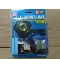 PILOTO LATERAL LED 24V