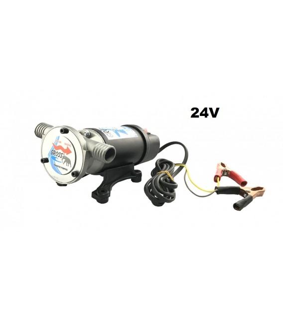 BOMBA ELECTRICA TRANSVASE 24V