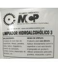 LIMPIADOR HIDROALCOHOLICO DESINFECTANTE 1L