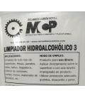 LIMPIADOR HIDROALCOHOLICO DESINFECTANTE 6 L