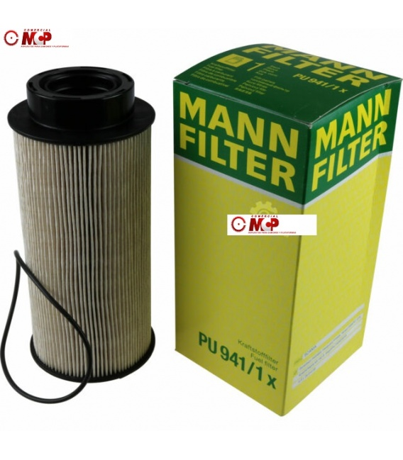 filtro SCANIA gasoil original.
