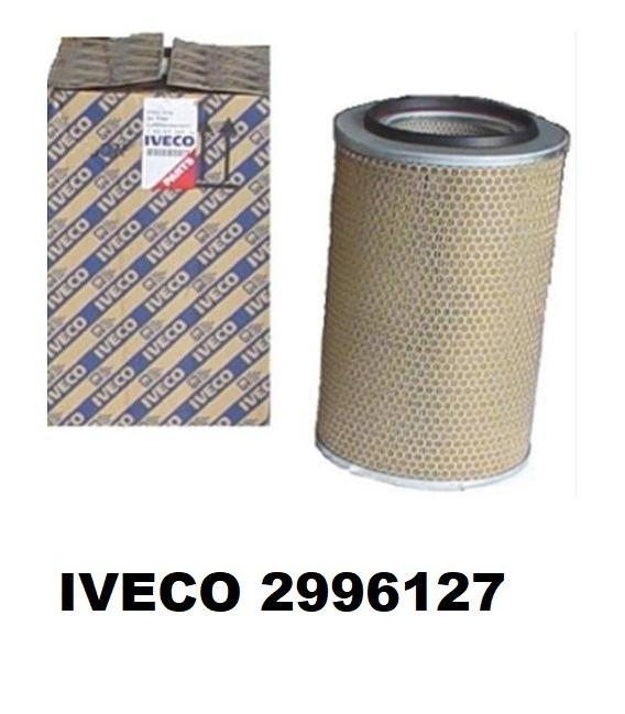 FILTRO AIRE IVECO 2996127