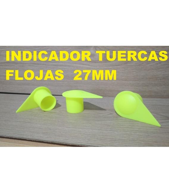 INDICADOR TUERCAS FLOJAS 27MM