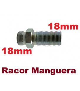 RACOR 18MM X 18MM PASAMUROS