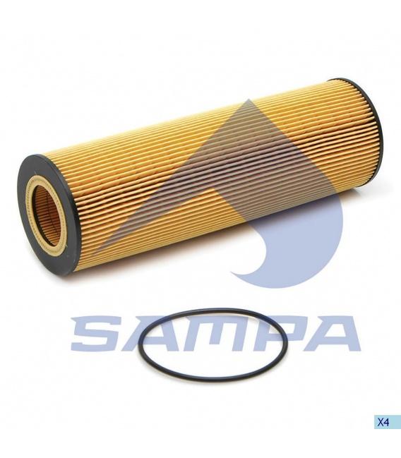 FILTRO SCANIA ACEITE EURO5/5 SAMPA