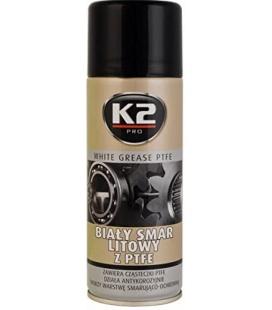 GRASA K2 SPRAY LITIO BLANCA 400ML