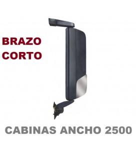 RETROVISOR ACTROS MP4 CABINAS ANCHO 2500