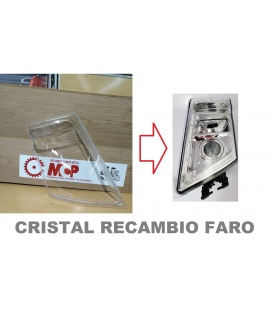 CRISTAL FARO VOLVO FH13 METACRILATO