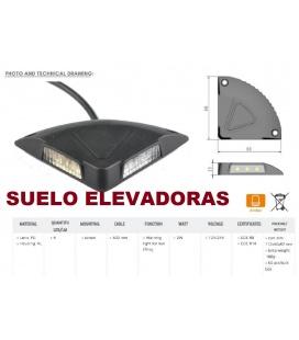 LUZ PUERTA ELEVADORA 12V-24V