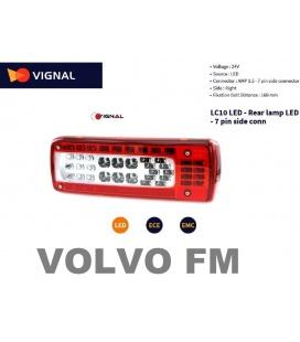 PILOTO VOLVOS FM LED LC10