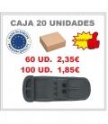 20 GOMAS GUARDABARROS DAF XF106 - CF EURO 6