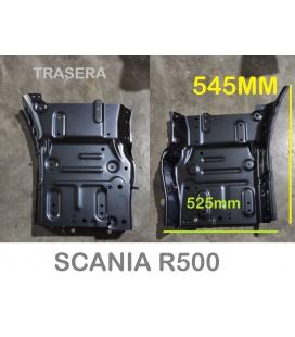 ESTRIBO SIN PELDAÑOS SCANIA R500