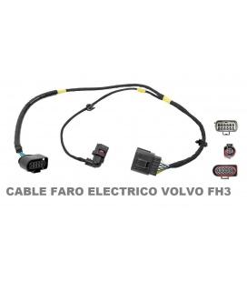 CABLES FARO VOLVO FH13-FM13 ELECTRICO