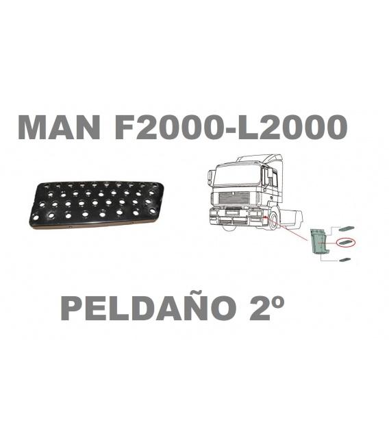 PELDAÑO 2º MAN F2000-L2000