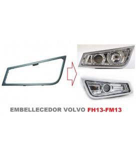 EMBELLECEDOR OPTICA VOLVO FH13-FM13