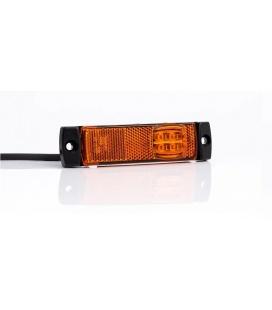 PILOTO LATERAL LED CATADIOPTRICO AMBAR 12-24V