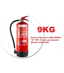 Extintor 9KG ANTIBRASA