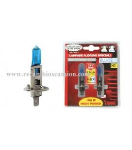 LAMPARAS H1 24V BLUE/XE