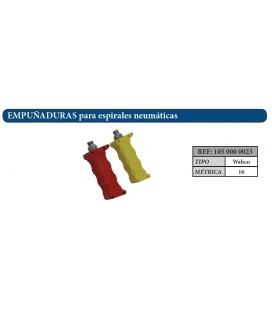 EMPUÑADURAS ESPIRALES AIRE 16MM