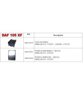 PUERTA DAF XF 105