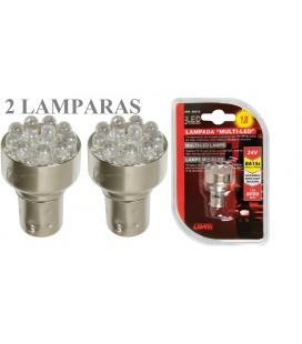 LAMPARA LED 21W 12 LEDS