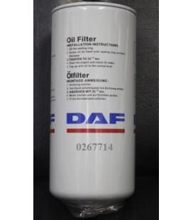 FILTRO ACEITE DAF 0267714