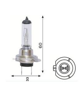LAMPARA H7 12V COCHE/FURGON.