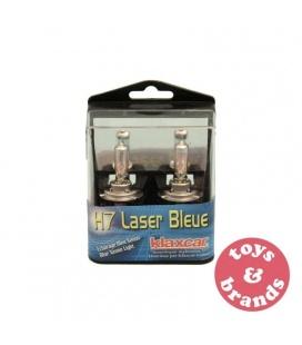 ESTUCHE 2 H7 LASER BLUE.
