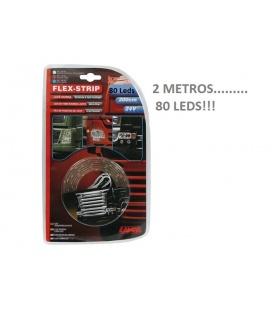 LEDS 24V 2 METROS/ 80 Leds