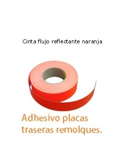Adhesivo Reparar Placas Remolques