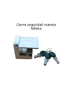 CIERRE SEGURIDAD MANETA FALLEBA TIR
