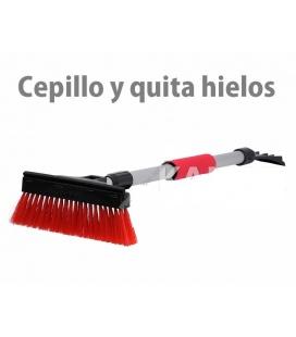 QUITA HIELOS + CEPILLO 110CM