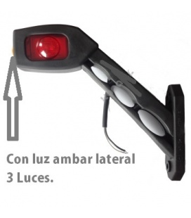 PILOTO LEDS 24V-3 Luces