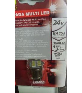 LAMPARA LED 5W 4LEDS